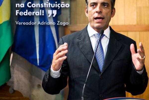 Adriano Zago -  tribuna